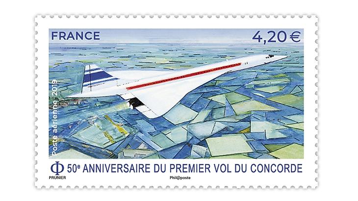concorde-anniversary-stamp
