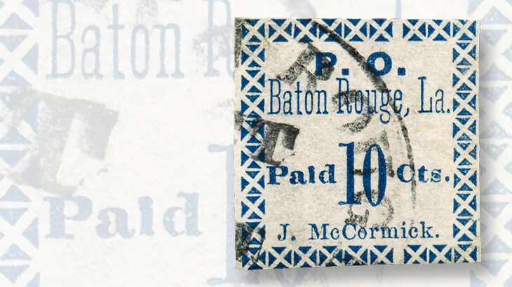 confederate-postmasters-provisional-stamp