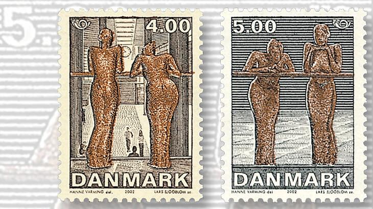 copenhagen-airport-scuptures-stamps