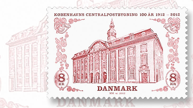 copenhagen-central-post-office-stamps