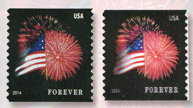 more counterfeit united states stamps surface. Black Bedroom Furniture Sets. Home Design Ideas