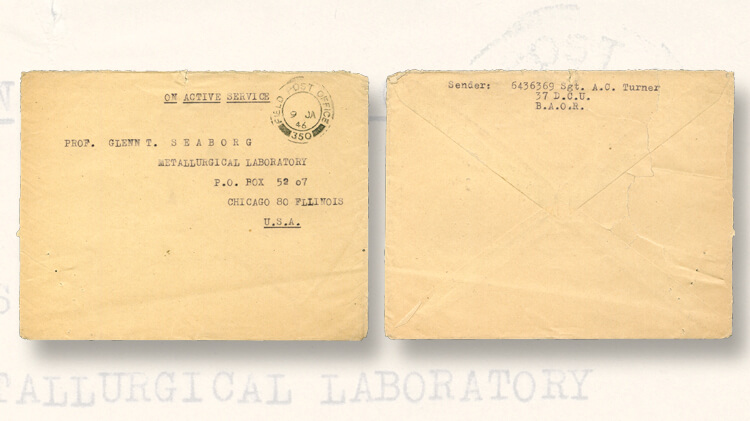 atomic bomb research papers Two thousand miles away from the us a-bomb tests in 1945, something weird   julian h webb, a physicist in kodak's research department, took it upon  the  paper and cardboard used for packaging in the '40s were often.
