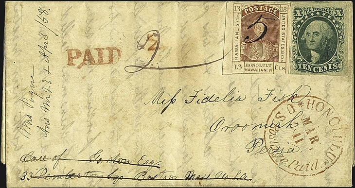 cover-hawaii-five-cent-provisional-stamp-united-states-ten-cent-stamp