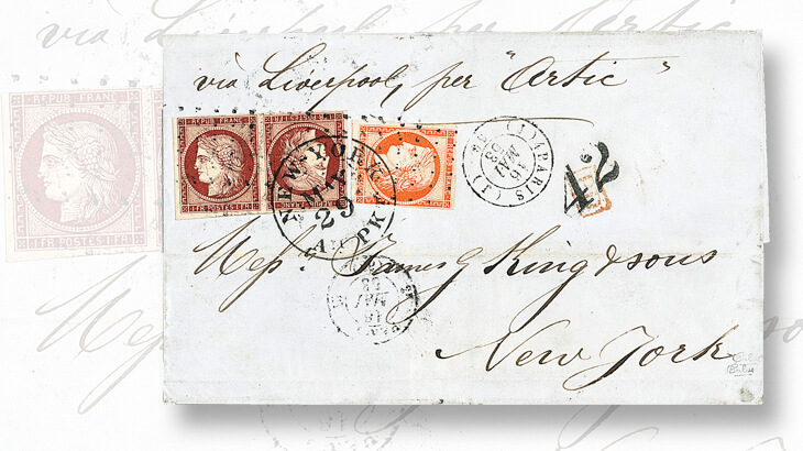 cover-tete-beche-pair-french-one-franc-ceres-stamps