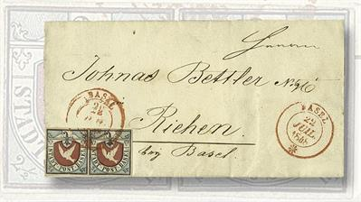 cover-with-1845-basel-dove-stamps