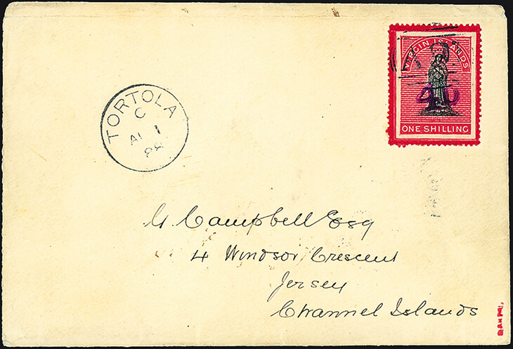 cover-with-1888-four-penny-on-one-shillling-stamp