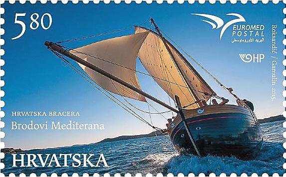 croatia-euromed-stamp-2015