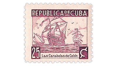 cuba-1937-fleet-of-columbus-stamp