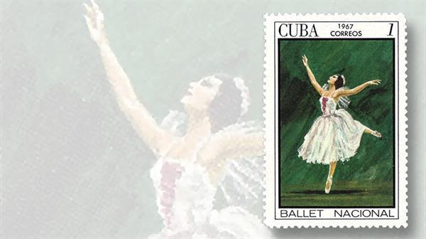 cuba-1967-international-ballet-festival-stamp