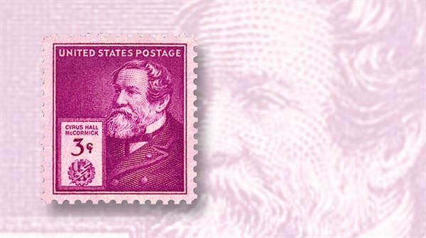 cyrus-mccormick-famous-americans-stamp