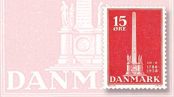 danish-1938-end-of-serfdom-stamp-design-contest