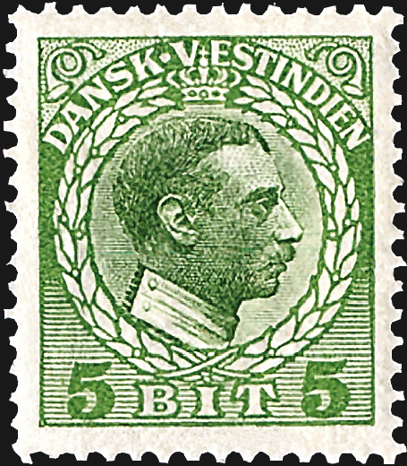 danish-west-indies-king-christian-x-definitive-stamp-1915