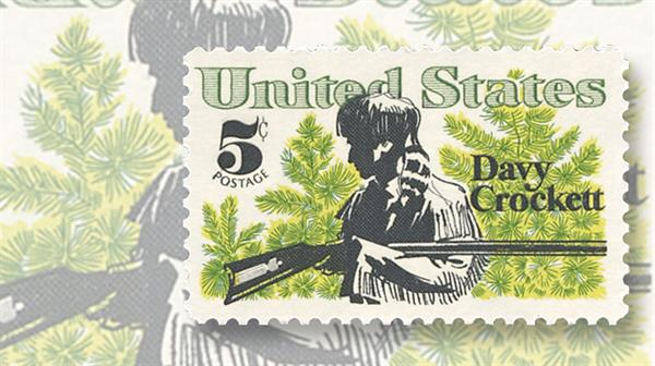 davy-crockett-commemorative-stamp