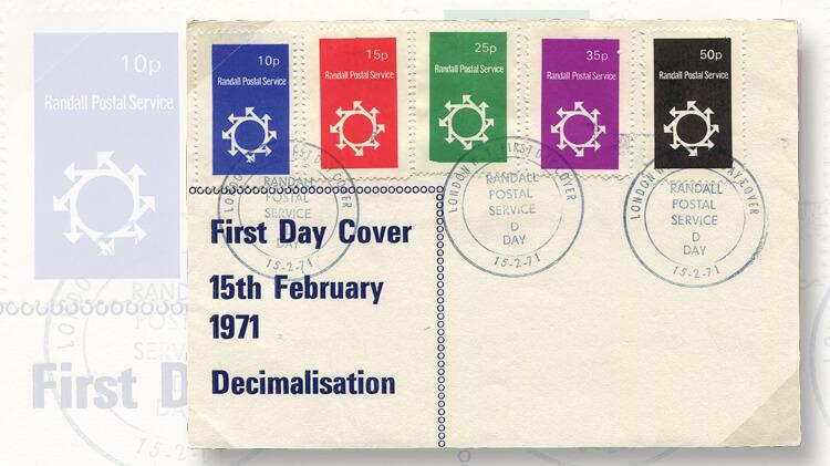 decimal-day-first-day-cover