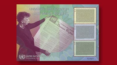declaration-human-rights-sheet-scott-catalog-numbers