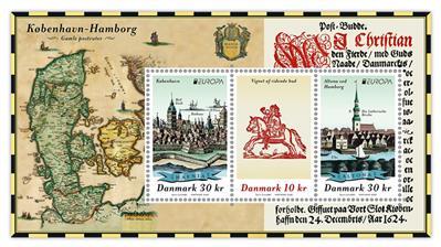denmark-2020-copenhagen-altona-hamburg-post-route-souvenir-sheet