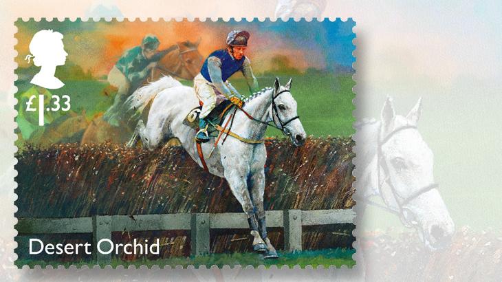 desert-dessie-orchid-racehorse-stamp