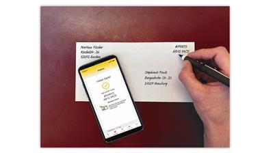 deutsche-post-photo-handwritten-code