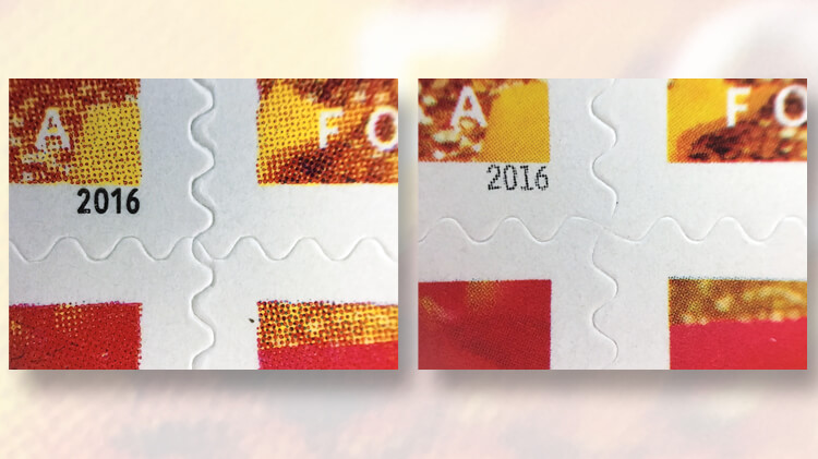 Stream of recent U S  counterfeit stamps continues