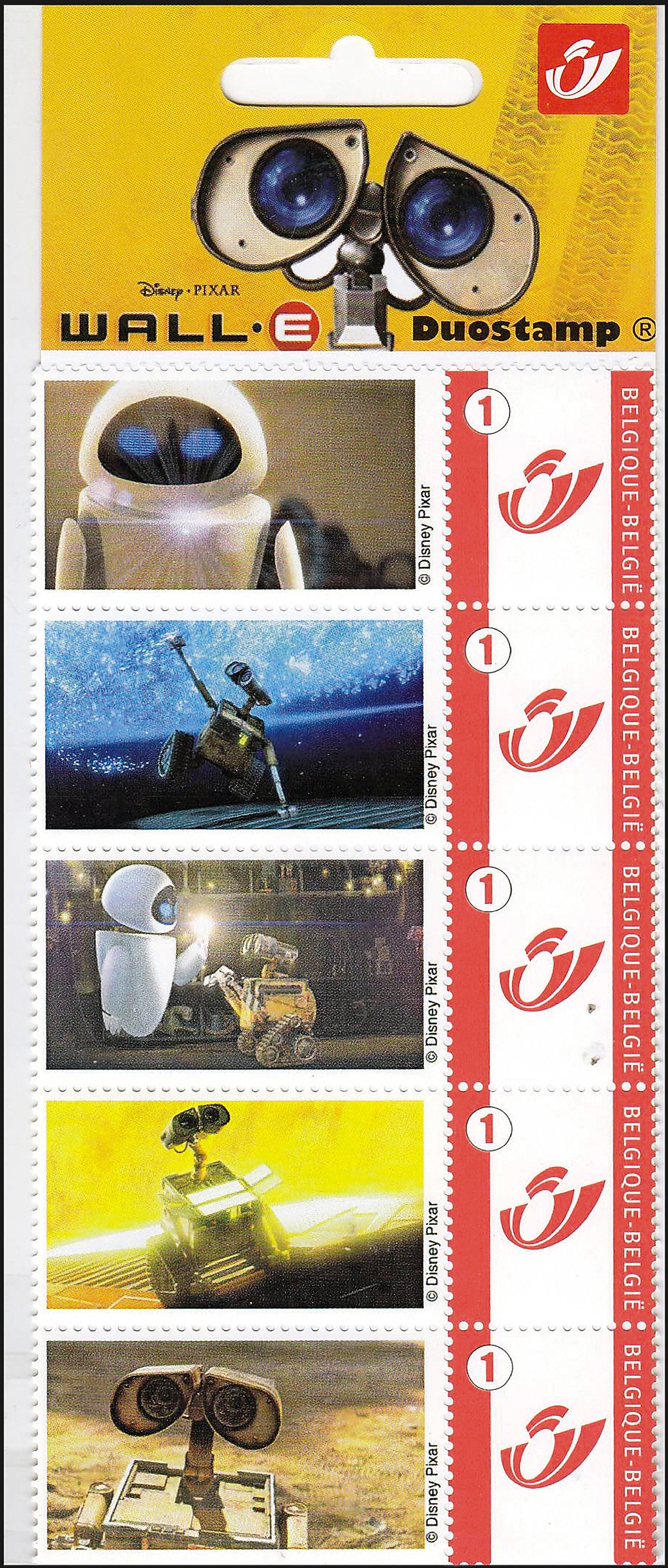 disney-pixar-stamps-belgium-booklet-pane-wall-e-2008