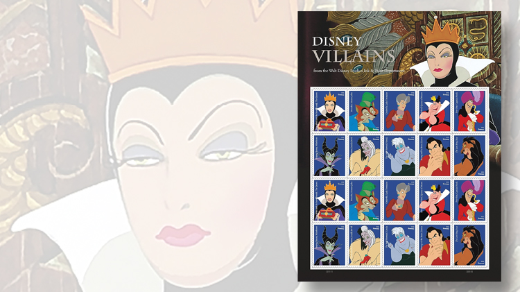 disney-villains-stamps-pane