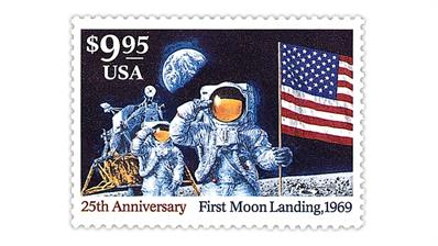 dollar-sign-1994-moon-landing-express-mail-stamp