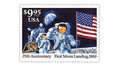 dollar-sign-1994-moon-landing-express-mail-stamp