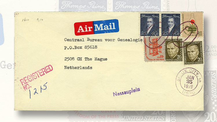 dollar-sign-stamps-two-dollar-americana-registered-cover-netherlands