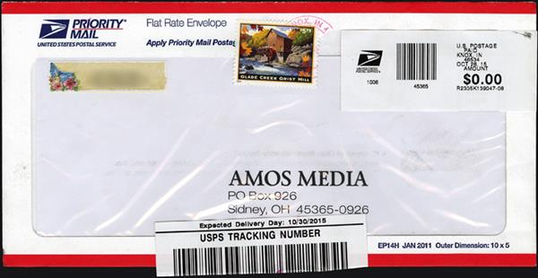 dollar-sign-stamps-usps-priority-mail-window-envelope-glade-creek-grist-mill-stamp