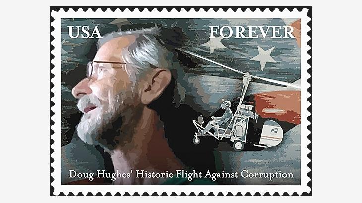 douglas-hughes-gyrocopter-pilot-fake-stamp-2015