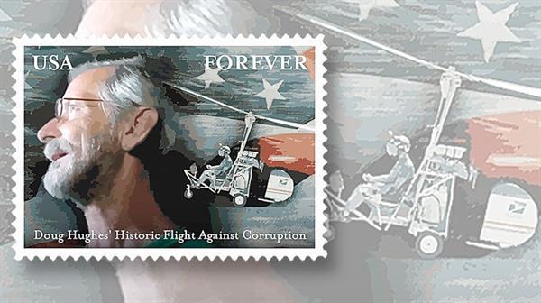 douglas-hughes-gyrocopter-pilot-fake-stamp