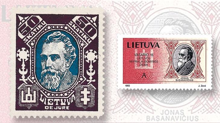dr-jonas-basanavicius-stamp