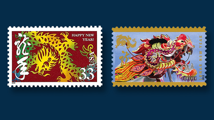 dragons-previous-us-stamps