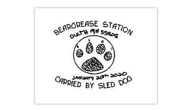 duluth-minnesota-john-beargrease-sled-dog-marathon-postmark