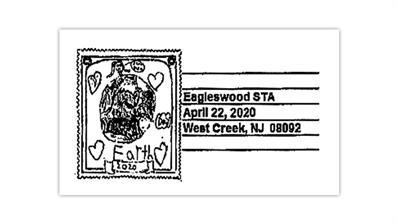 eagleswood-elementary-school-earth-day-postmark