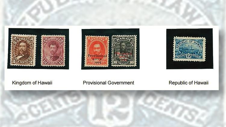 early-hawaiian-stamp