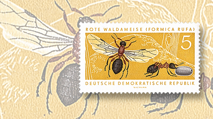 east-germany-aps-black-blot-1962-fauna-set
