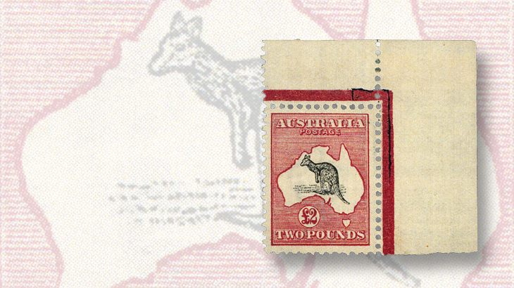 eastern-auctions-australia-1913-kangaroo-and-map-stamp