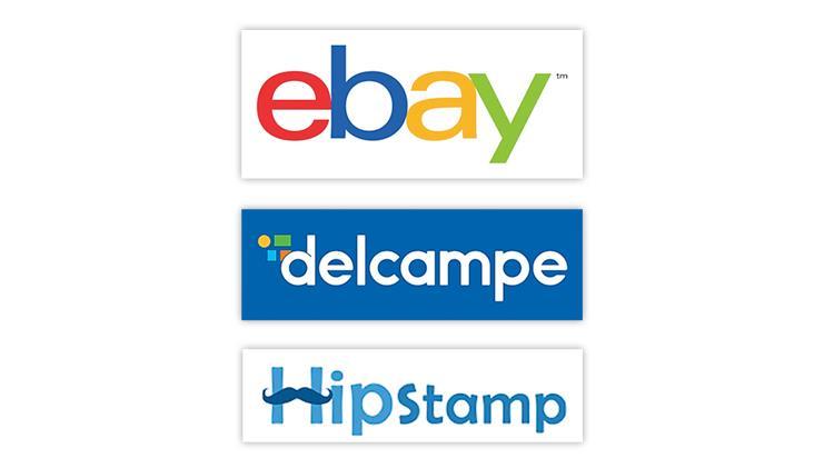 ebay-delcampe-hipstamp-logos