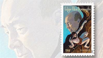 edgar-rice-burroughs-tarzan-stamp
