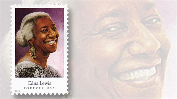 edna-lewis-celebrity-chefs-stamp