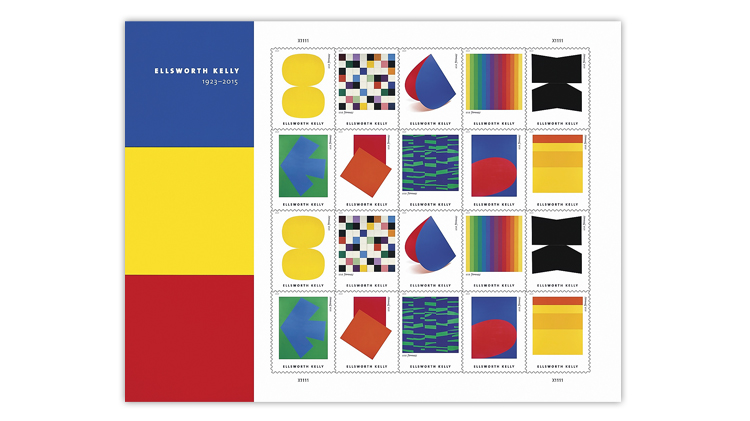 ellsworth-kelly-stamp-pane
