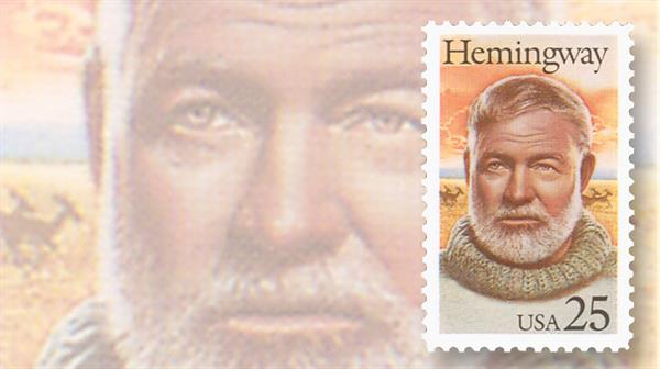 ernest-hemingway-commemorative-stamp