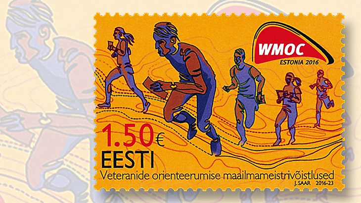 estonia-world-masters-orienteering-championship-stamp