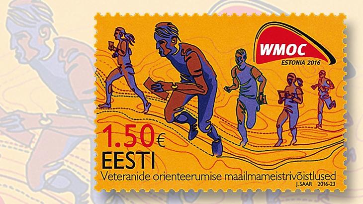 estonia-world-masters-orienteering-championship-stamp