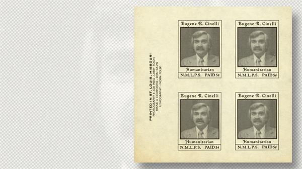 eugene-cinelli-local-post-sheet-four-imperforate-stamps