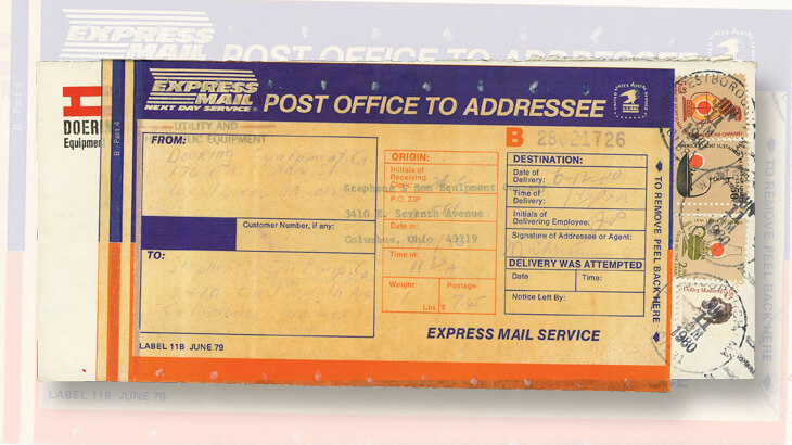 express-mail-cover