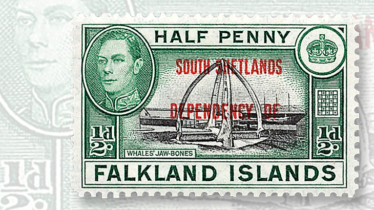 falkland-island-dependencies-overprint-stamps