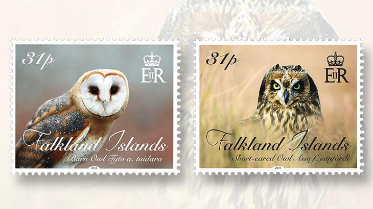 falkland-islands-birds-of-prey-stamps