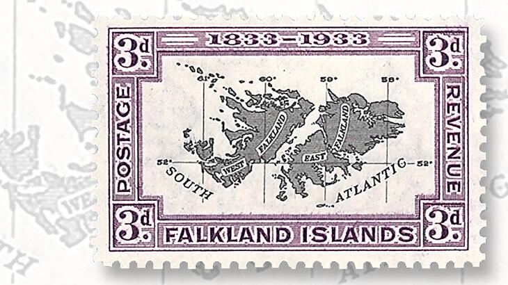 falkland-islands-centenary-british-colony-stamp